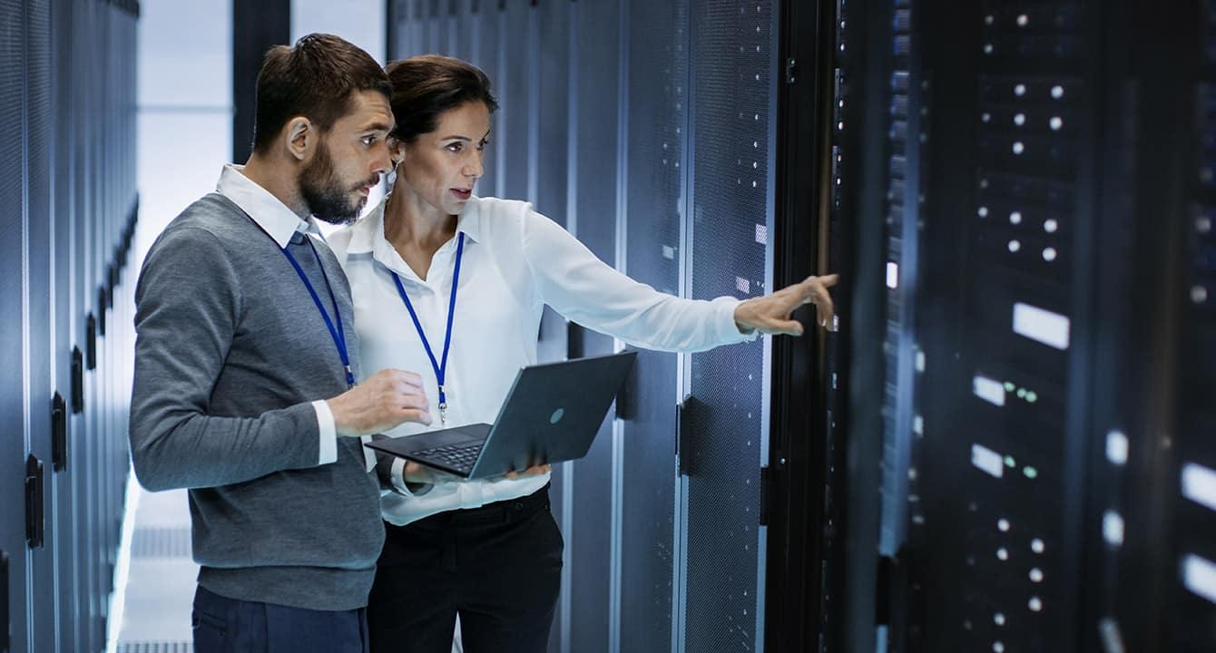 sunucu ve veri toplama çözümleri